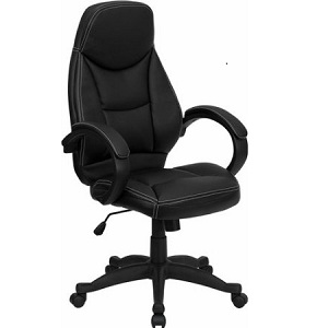 Flash Furniture Lumbar Support Chair