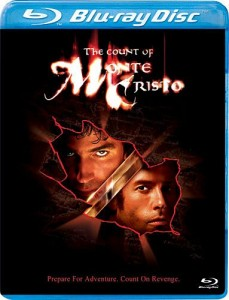 count of monte cristo blu-ray