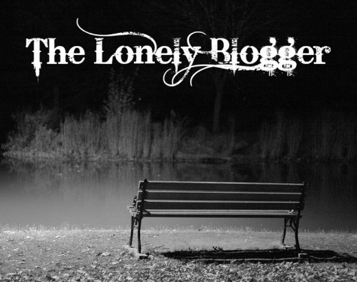 the lonely blogger
