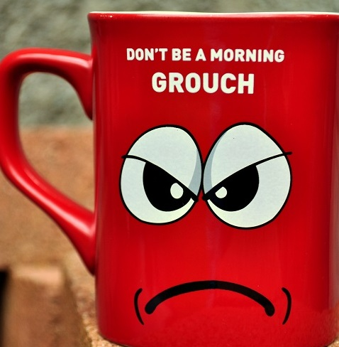 morning grouch