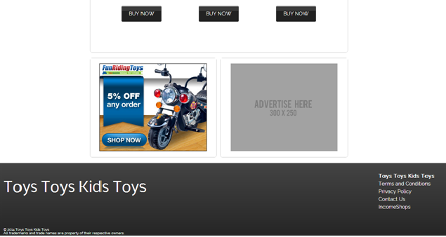 incomeshops footer ad