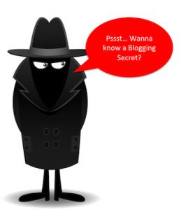 blog secrets